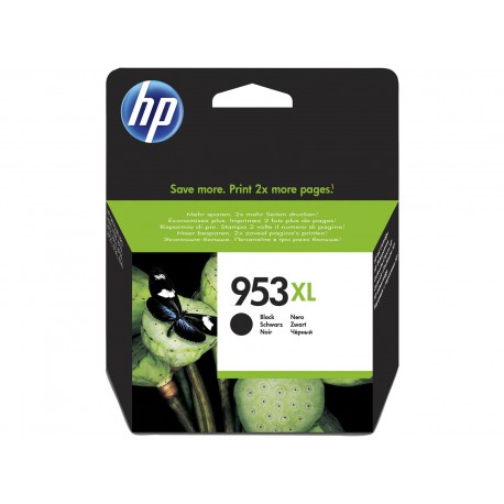 HP 953XL High Yield Ink Cartridge Black