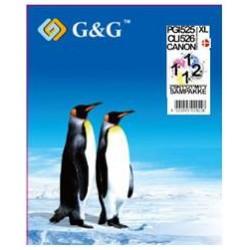 G&G Canon PGI525/CLI526 Sampak 2xSort
