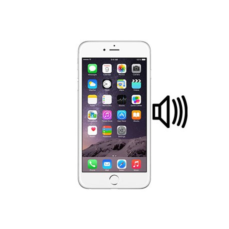 Iphone 6S Plus Højtaler Reparation