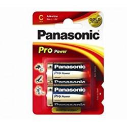 PANASONIC GOLD LR14 2PAK