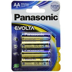 PANASONIC EVOLTA LR03 4PAK