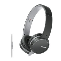 Sony MDRZX660AP mobile headset Black