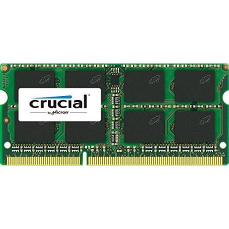 Crucial DDR3L PC1600 8GB CL11 SO-DIMM