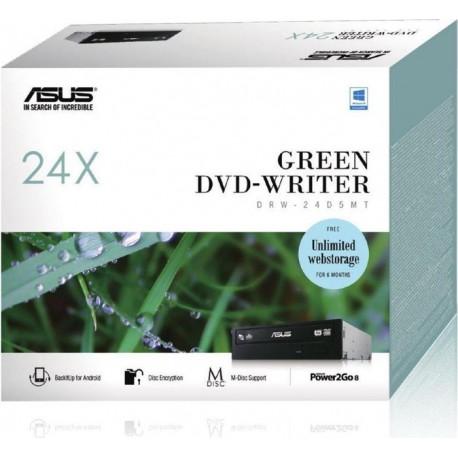 ASUS DRW-24D5MT - DVD±RW (±R DL) / DVD-R