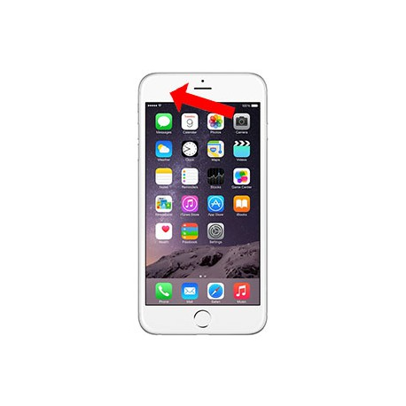 iPhone 7 Frontkamera Reparation