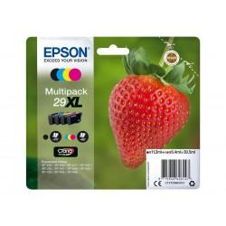 EPSON 29XL Multipack Black Cyan Magenta