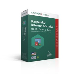 Kaspersky internet security 2017, 3 år