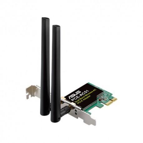ASUS CPE-AC51 PCI-E AC750 netkort