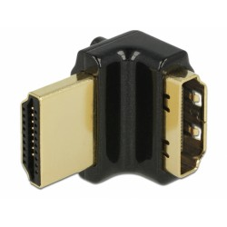 Delock HDMI Vinkel 90 grader ned 4K