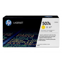 HP 507A - Gul - original - LaserJet - to
