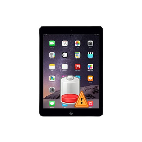 iPad Pro 9,7'' Batteri Reparation, OEM