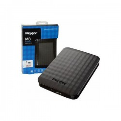 Seagate Maxtor M3 Portable 1TB USB3.0