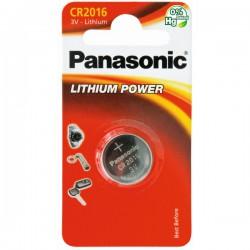 PANASONIC Lithium Knapcelle CR2016