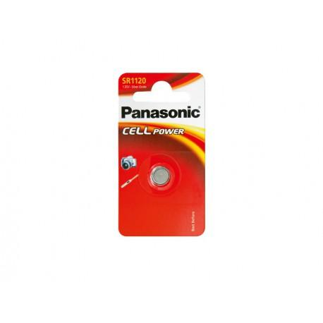 PANASONIC Lithium Knapcelle CR1025