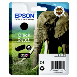 EPSON Singlepack Black 24XL Claria Home