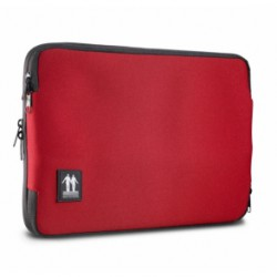 Walk on water ipad skin, red