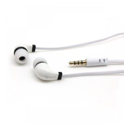 S-BOX EP-038 EarPhone M. Mikrofon hvid