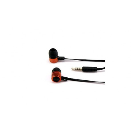 S-BOX EP-031 EarPhone M. Mikrofon rød