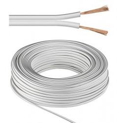 Højttaler kabel 2,5mm pr. meter kobber/