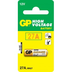 GP Batteries HIGH VOLTAGE 27A