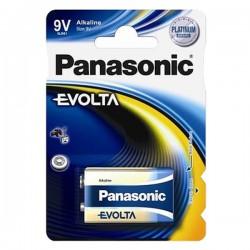 PANASONIC EVOLTA 9 Volt 1stk