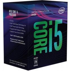 INTEL Core i5-8600K 3,50GHz LGA1151 9MB