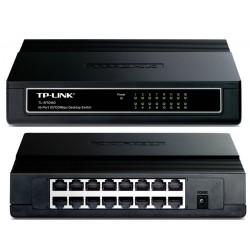 TP-LINK 16port 10/100 Switch Desktop