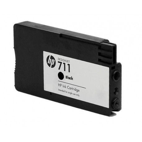 G&G kompatibel Blæk HP 711 XL BK