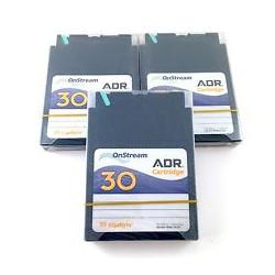 Onstream tape 30GB 3 stk.