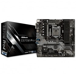 Asrock Z370M PRO4 mATX - Coffee Lake