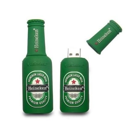 Heineken Bottle 8GB USB Pen