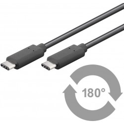 MicroConnect USB3.1 SuperSpeed 1m M-M