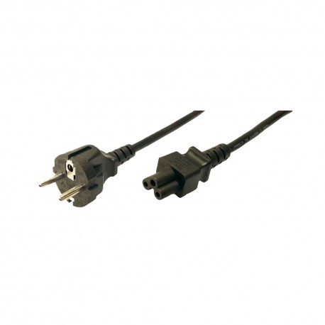 Power Cord ''mickey mouse'' black 1,8m