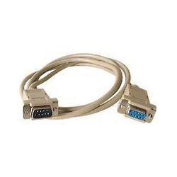 Seriel Kabel DB9-DB9 3M Han/Hun