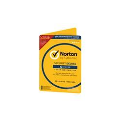 Norton Secuirty 3.0, 1 år, 5 bruger, ND