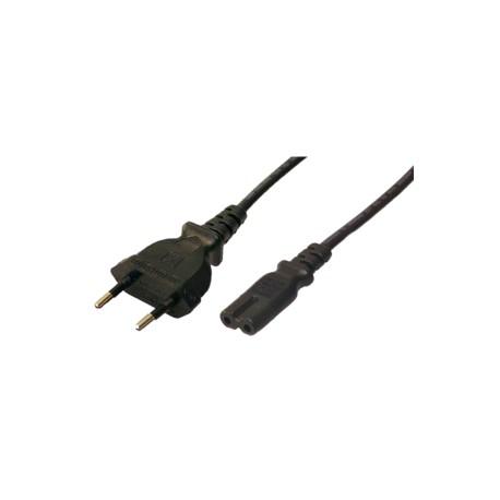 Logilink Euro 8, power kabel 1,80m