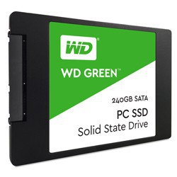 WD Green SSD 240GB SATA III 6Gb/s 2,5Inc