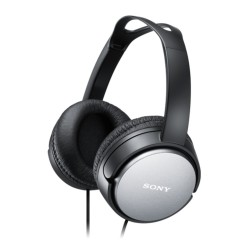 Sony MDR XD150 Kabling Sort Hovedtelefon