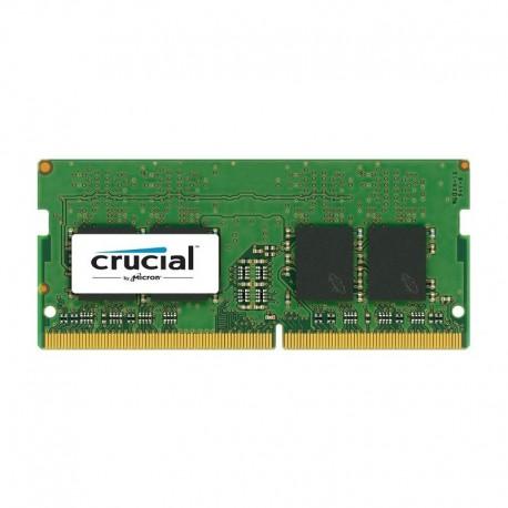 Crucial DDR4 PC2400 4GB CL17 SO-DIMM