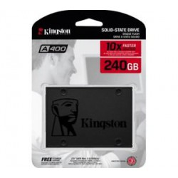 KINGSTON 240GB SSDNow A400. 2,5""