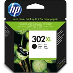 HP 302XL - High Yield - black - original